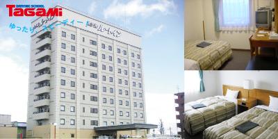 田上自動車学校:燕三条ワシントンホテル(写真はイメージです)