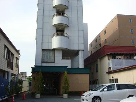 マツキドライビングスクール太陽校:七日町ワシントンホテル(写真はイメージです)