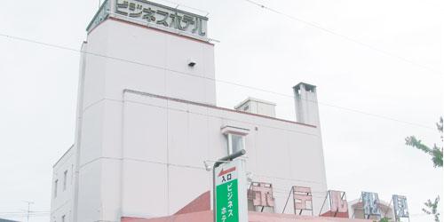 マツキドライビングスクール 山形校:ビジネスホテル松見(写真はイメージです)