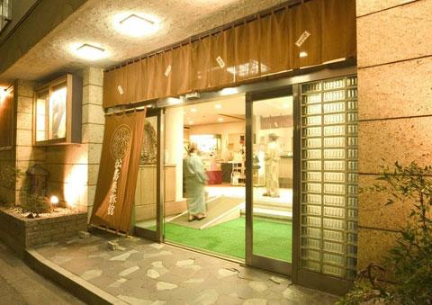 マツキドライビングスクール福島飯坂校:温泉旅館 松島屋 (写真はイメージです)