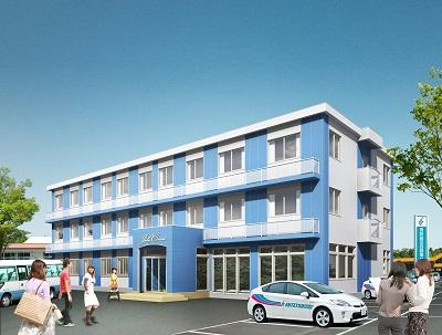 遠鉄磐田自動車学校:宿舎(ブルーム)(写真はイメージです)