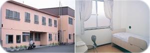 鳥取県自動車学校(サンライズ・ドライビングスクール):男子寮(写真はイメージです)