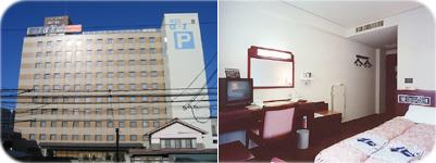 鳥取県東部自動車学校:ホテルα-1鳥取(写真はイメージです)