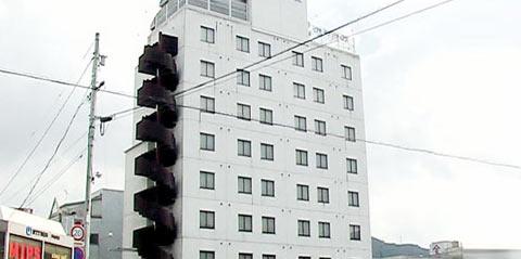 勝英自動車学校:津山セントラルホテル(写真はイメージです)