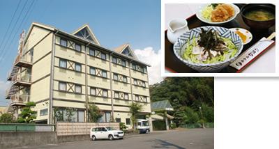 安芸自動車学校:ホテルなはり(写真はイメージです)