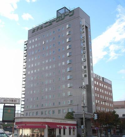 巻中央自動車学校:ホテルニューグリーン燕三条(写真はイメージです)