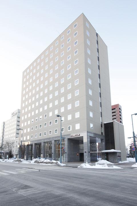 帯広第一自動車学校:リッチモンドホテル帯広駅前(写真はイメージです)