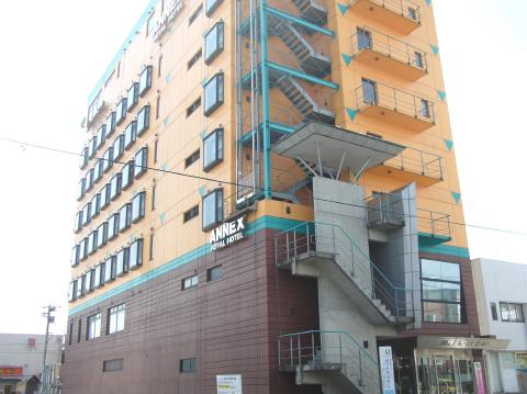 秋田北部自動車学校:アネックスロイヤルホテル(写真はイメージです)
