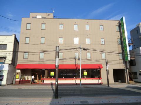 マツキドライビングスクール 赤湯校:ホテル セレクトイン(写真はイメージです)