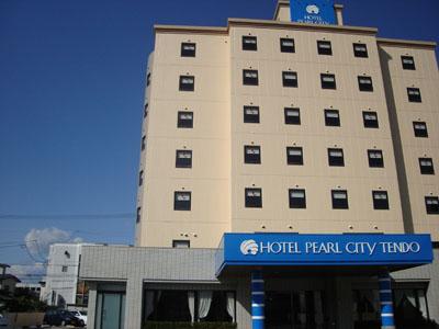 天童自動車学校:ホテルパールシティ天童(写真はイメージです)