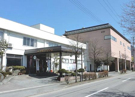 マツキドライビングスクール さくらんぼ校:東根グランドホテル(写真はイメージです)