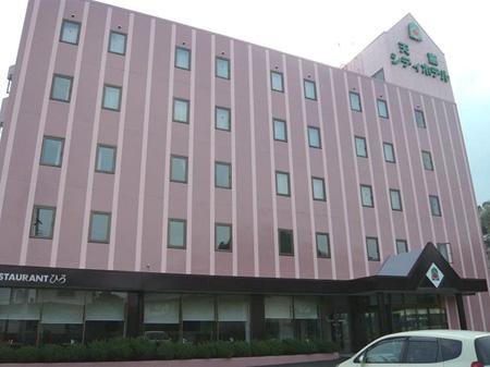 マツキドライビングスクール さくらんぼ校:天童シティホテル(写真はイメージです)