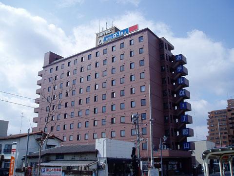 富久山自動車学校:ホテルα-1 郡山東口(写真はイメージです)