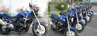 普通二輪車MT(400cc以下) 【免なし・原付免許所持の方対象】(写真はイメージです)