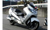 普通二輪AT限定(400cc以下) 【学生】※普通車免許ありの方(写真はイメージです)
