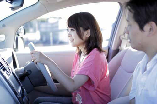 【通学】普通車AT ★学生限定★(写真はイメージです)