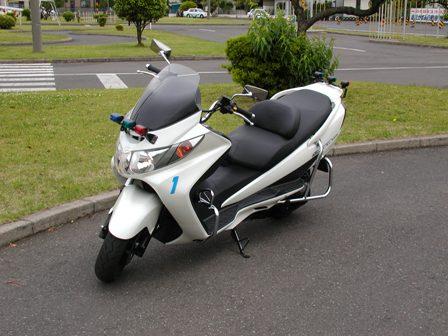 普通二輪車AT 一般コース(普通一種免許所持の方対象)(写真はイメージです)