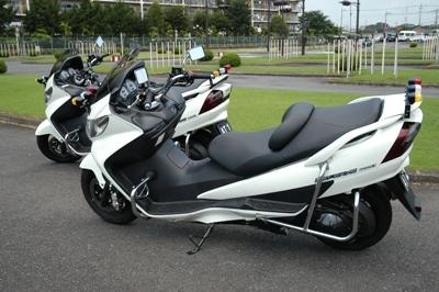 普通自動二輪車AT限定(普通車免許所持)(写真はイメージです)