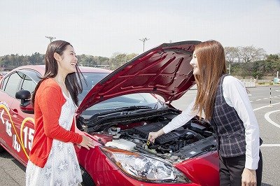 【学生ノーマルプラン】普通車MT (免許無し・原付免許所持の方対象)(写真はイメージです)