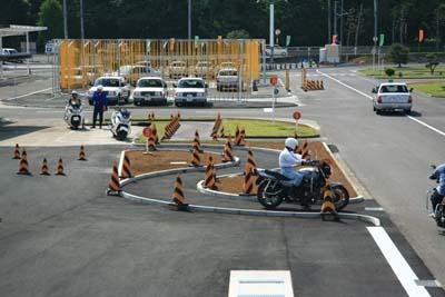 大型二輪車MT 《 普通車免許所持 》 プラン(写真はイメージです)