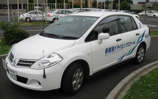 『段階別セルフコース(ABプラン)』普通自動車オートマチック免許 【所持免許なしの方】(写真はイメージです)