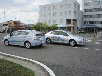 普通車AT 【学割フリープラン】(写真はイメージです)