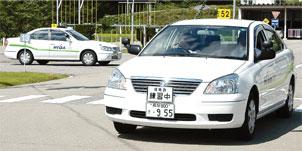 普通自動車AT限定昼間コース(写真はイメージです)