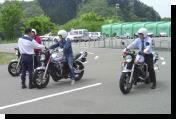 大型二輪AT(普通二輪免許持ち)昼間コース(写真はイメージです)