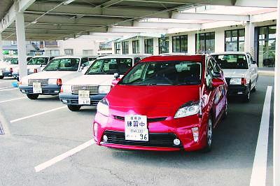 普通自動車AT免許 ※免許なし又は原付・小特免許所持(写真はイメージです)