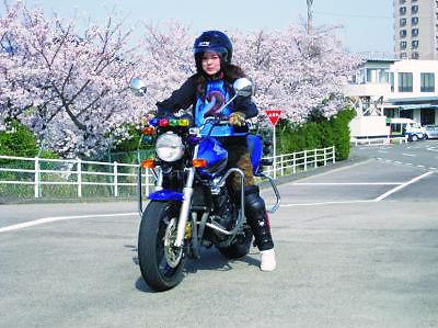 普通MT二輪車  ※普通車免許所持(写真はイメージです)