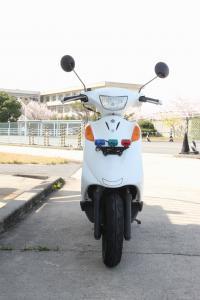 小型AT二輪車  ※普通車免許所持(写真はイメージです)