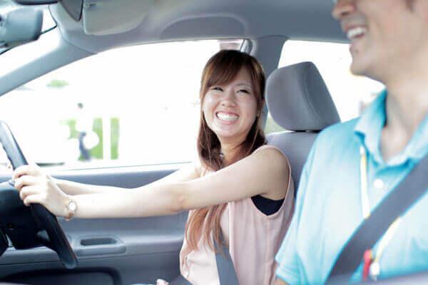 【合宿】普通車AT 女性(シングル利用)(写真はイメージです)