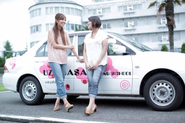 【合宿】普通車MT 女性(シングル利用)(写真はイメージです)