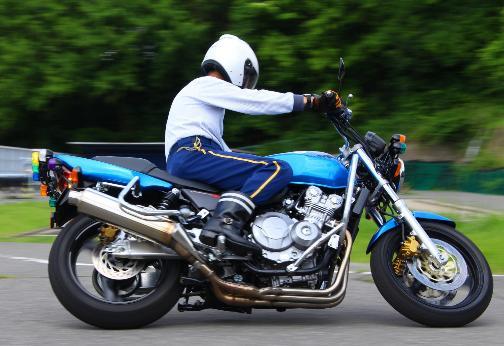 【通学】普通二輪MT 標準コース(免許なし)(写真はイメージです)