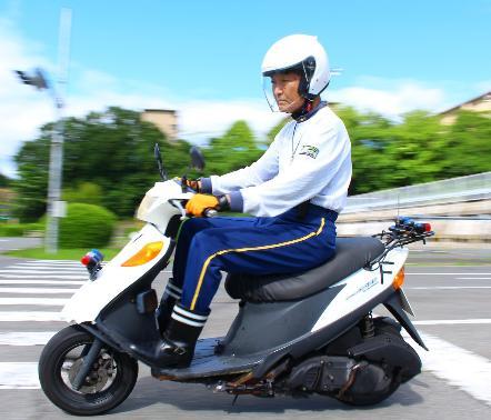 【通学】小型二輪AT 標準コース(大型・普通車免許所持) ≪学生料金≫(写真はイメージです)