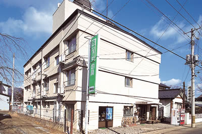 徳田屋旅館