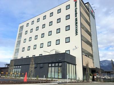 村山西口ホテル(ホテルローズガーデン村山)