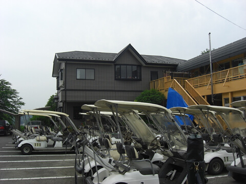 第1男子寮(北郡山カントリークラブ)