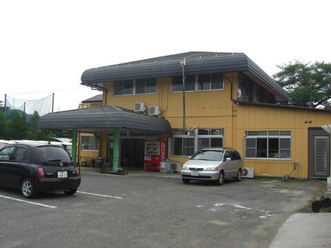 第1女子寮(北郡山カントリークラブ)