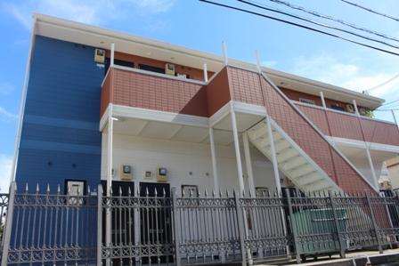 神戸ドライヴィングスクール・中央緑町ハイツ(男性寮)