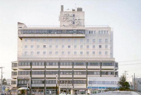 ホテル サンルート米沢