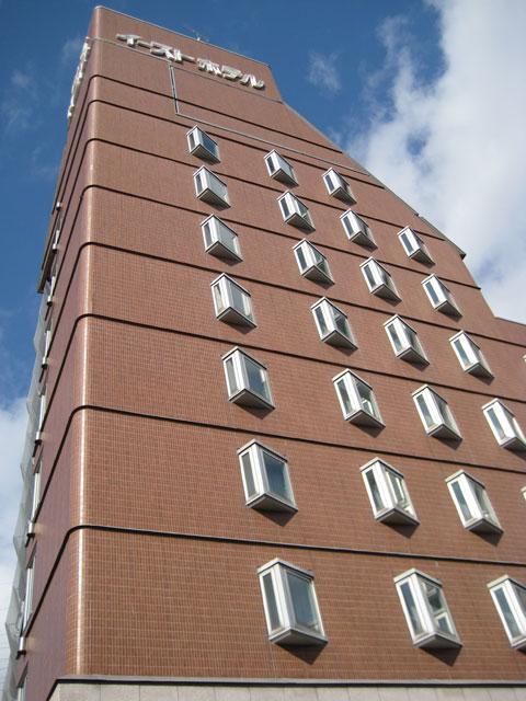 新潟中央自動車学校:新潟イーストホテル(写真はイメージです)