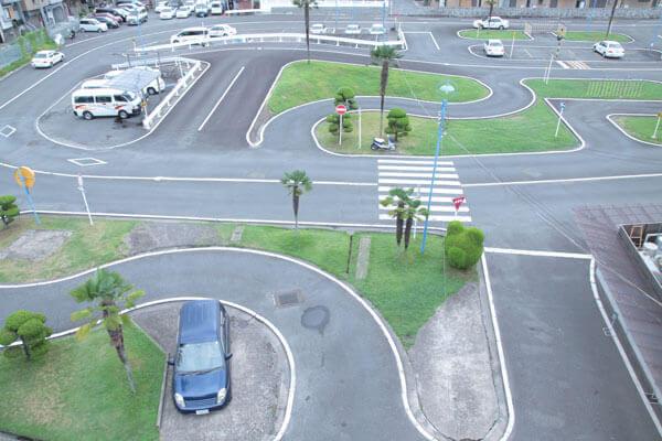 【合宿】普通車AT 女性(ツイン利用)(写真はイメージです)