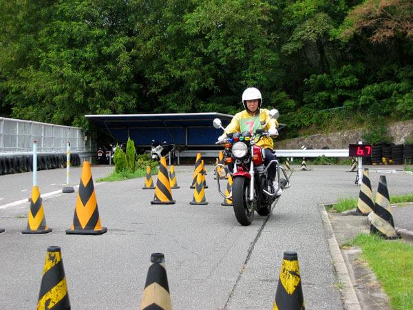 【通学】普通二輪AT 標準コース(免許なし)