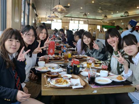 新潟県・マツキドライビングスクール 新潟西しばた校・食事例