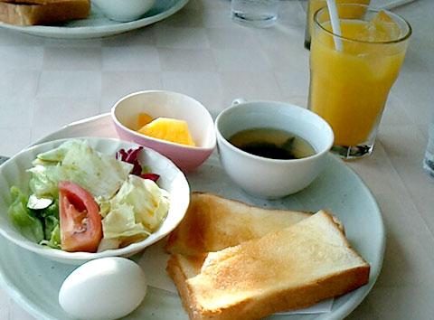 高知県・高知家・安芸自動車学校・食事例