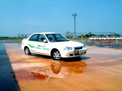 新潟県・マツキドライビングスクール 新潟西しばた校・教習の様子