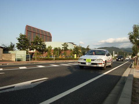 鳥取県・鳥取県自動車学校・教習の様子