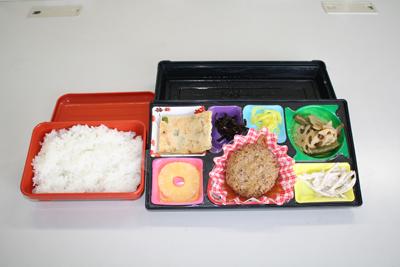 長野県・信州塩尻自動車学校・食事例