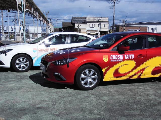千葉県・銚子大洋自動車教習所・教習の様子